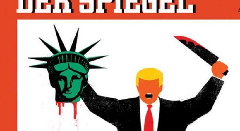 Der Spiegel'in kapağı ortalığı karıştırdı!