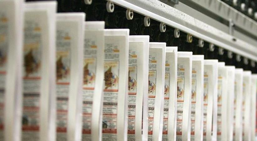 Gazeteler haftayı kayıpla kapattı! İşte, tirajlar!