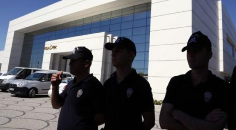 Koza İpek Holding'e polis baskını Times gazetesinde!