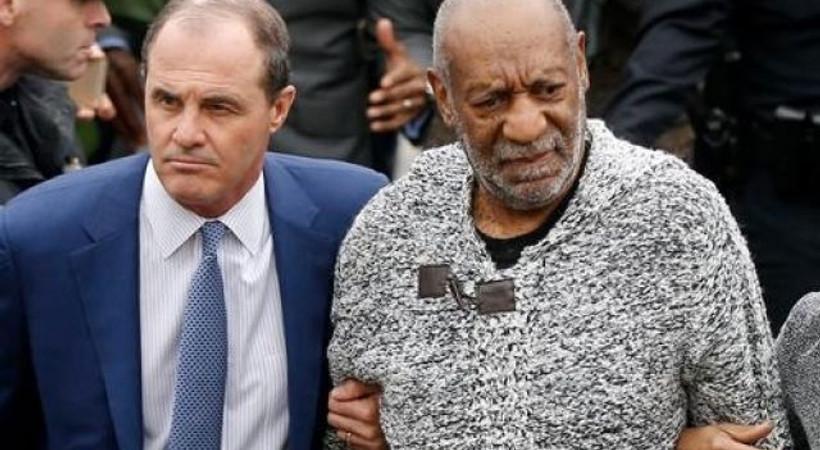 Cinsel saldırı iddiasıyla suçlanan Amerikalı komedyen serbest bırakıldı!