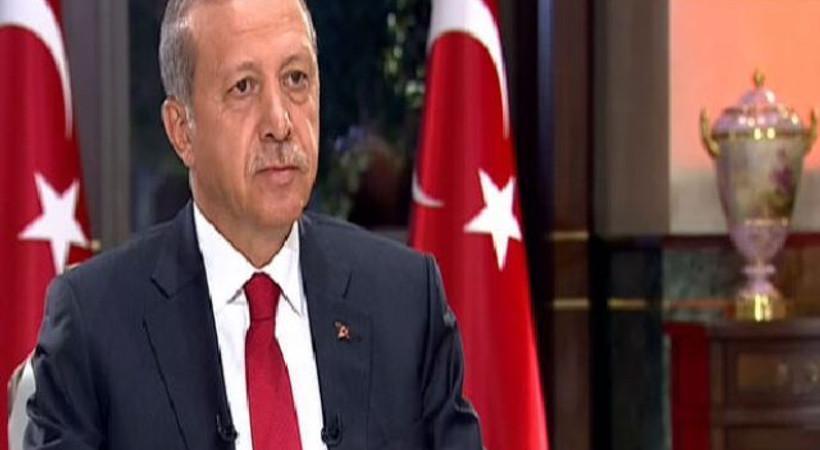 Erdoğan: Bu haber başlığı ülkeye ihanettir