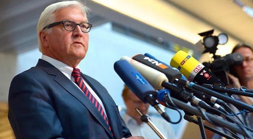 Almanya Dışişleri Bakanına 'Türkiye'ye alınmayacak gazeteciler listesi' soruldu!