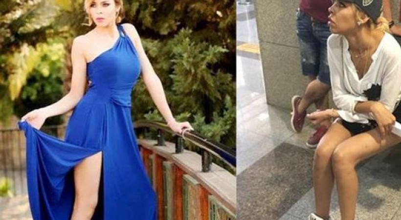 Faslı mankenin İstanbul kabusu! Taksiciden darp ve taciz
