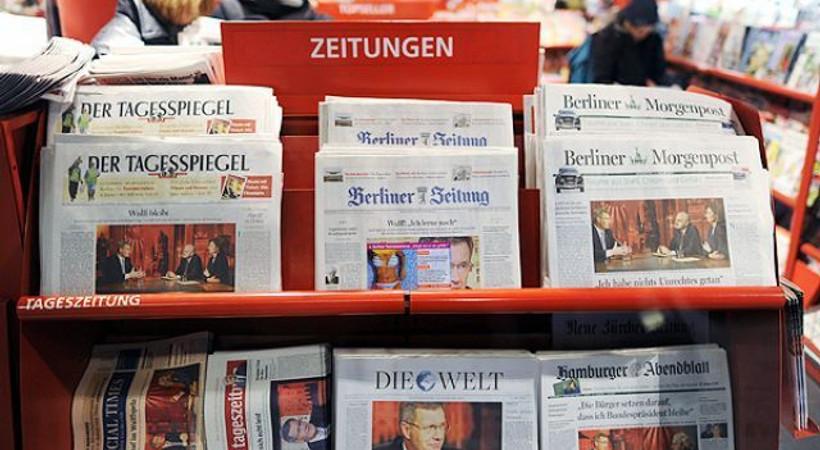 Alman basınından Erdoğan'la ilgili ortak yorum