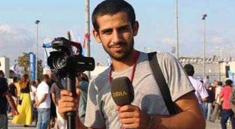 DİHA'nın bir muhabiri daha tutuklandı
