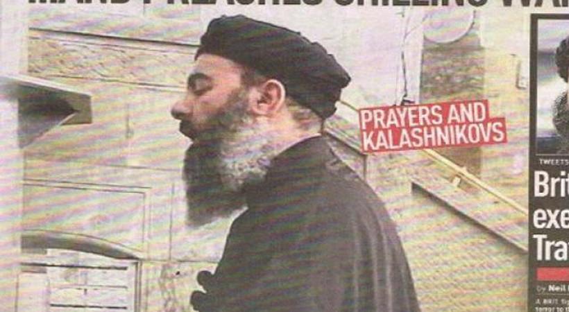 IŞİD lideri İngiliz ve Fransız basınında