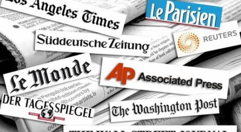 Dünya basını Davutoğlu'nun adaylığını böyle gördü