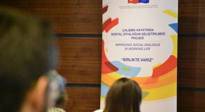 Dizi ve film sektörü temsilcileri: Mevcut sorunların çözümünde sosyal diyalog şart