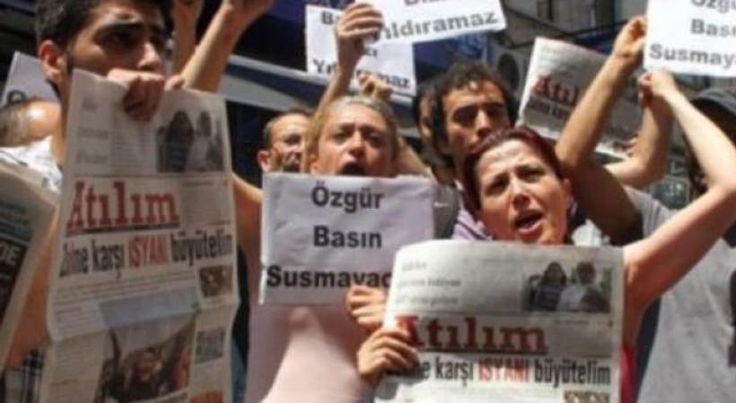 Bugün 15 gazeteci ve yazar 53 haberden hakim karşısına çıkıyor!