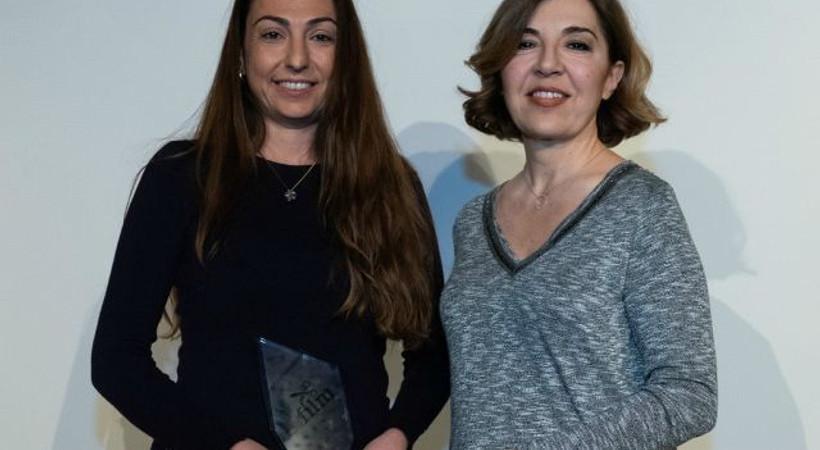 Burcu Aykar'ın Ablam filmine büyük ödül!