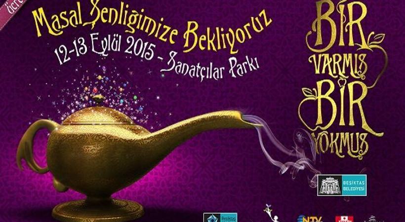 Türkiye'nin ilk masal şenliği başlıyor