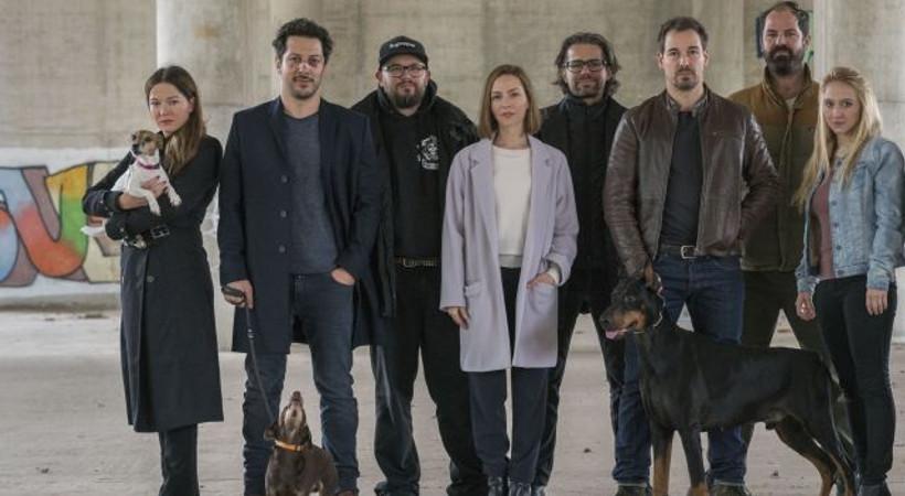 Netflix, ikinci Alman orijinal dizisi Dogs Of Berlin'in çekimlerine başladı!