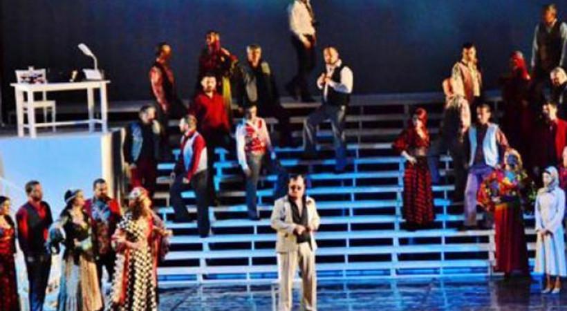 Operada 'türban' tepkisi: Biz bu değiliz