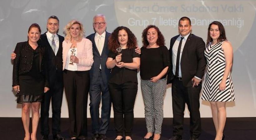 Halkla ilişkilerin en önemli ödülleri sahiplerini buldu! İşte, Altın Pusula'da kazananlar!