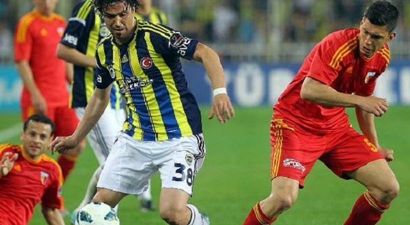 Fenerbahçe ile Kayserispor Twitter'ı coşturdu!