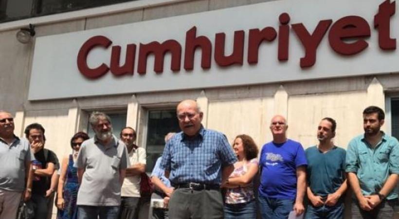 İngiliz medyasında Cumhuriyet gazetesi davası: Türkiye'nin basına saldırısı