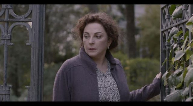 Derya Alabora'nın başrol oynadığı 'Naciye'  11 Mart'ta vizyonda!