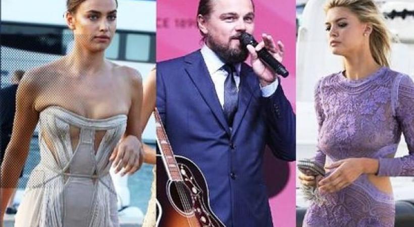 DiCaprio çağırdı yıldızlar gecesi yaşandı