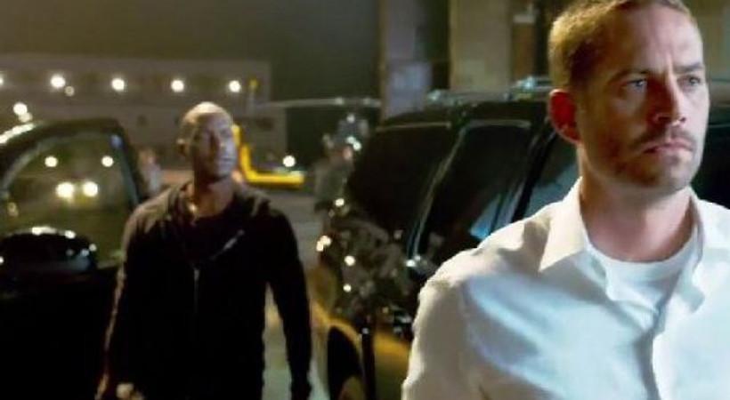 'Hızlı ve Öfkeli 7' filminin fragmanı yayınlandı