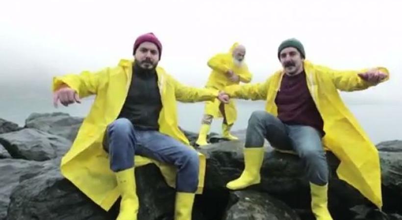 Karadenizli balıkçılardan 'Survivor'a videolu yanıt!