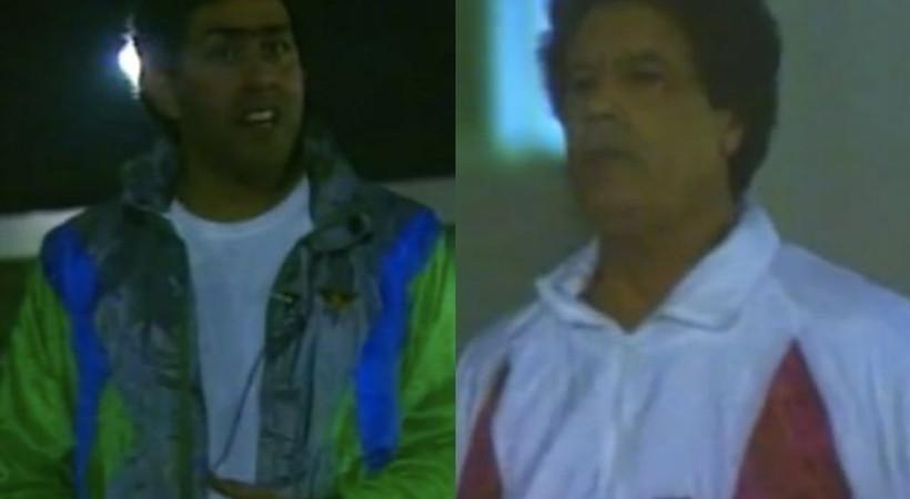 32. Gün, Mithat Bereket'in Kaddafi röportajını paylaştı