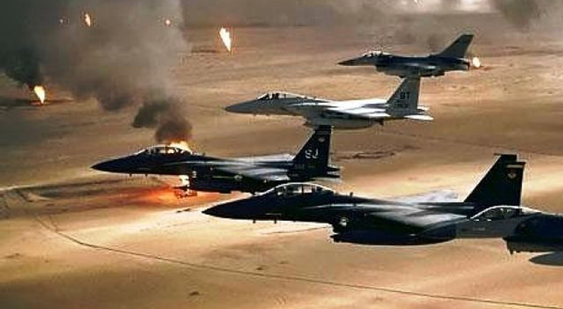 TSK, IŞİD'i böyle vurdu... Şehit Yalçın operasyonundan ilk görüntüler