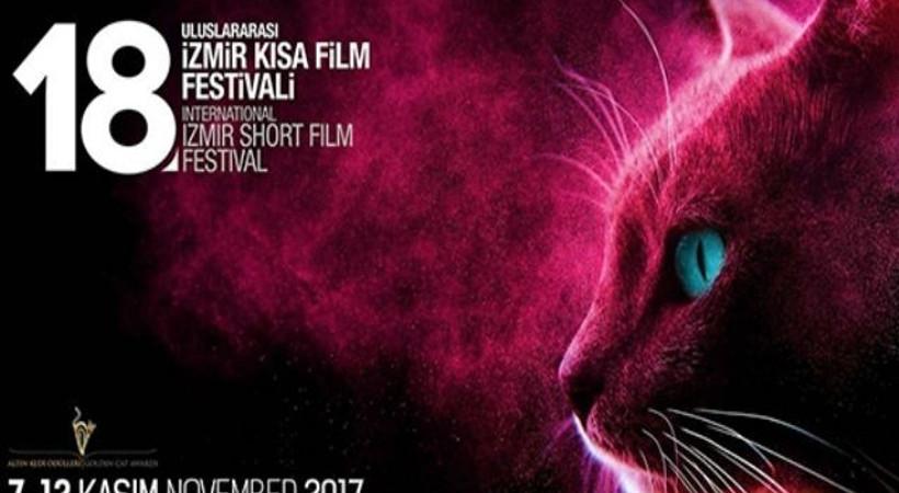18'inci Uluslararası İzmir Kısa Film Festivali başlıyor!