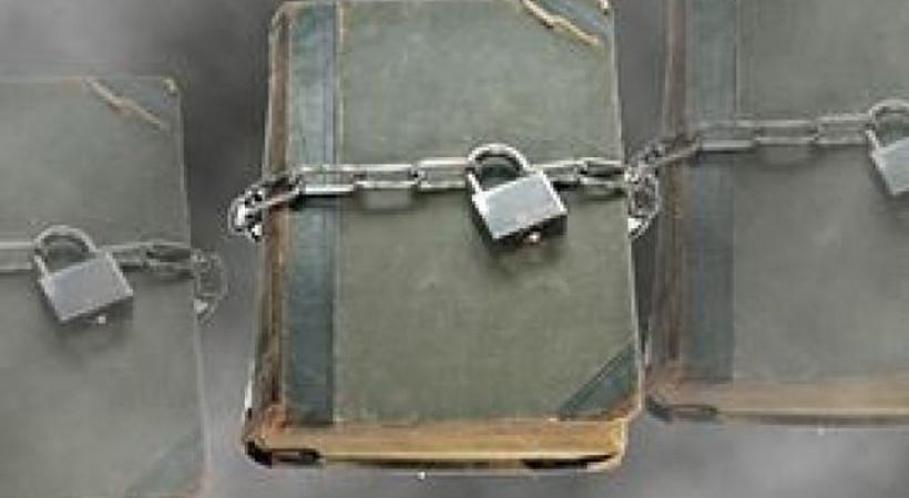 '1984' kitabını okuyan genç gözaltına alındı