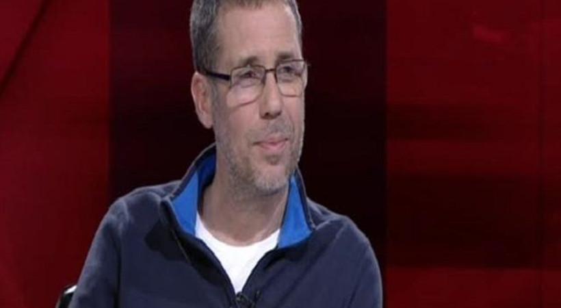 'Hülya Avşar'dan Kaçan Adam' gazetesini buldu