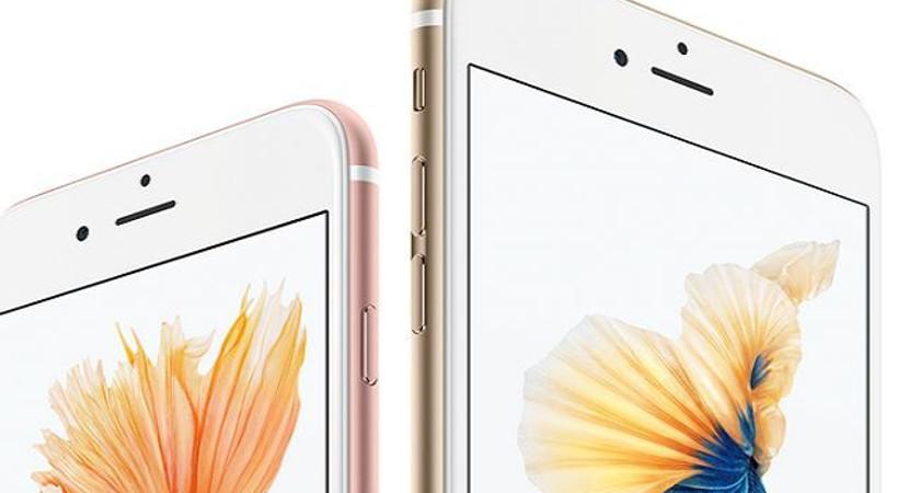 iPhone 6s ve iPhone 6s Plus'ı satışa çıkardı