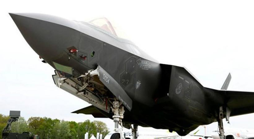 Pentagon: Türk pilotların ABD'deki F-35 eğitimi sonlandırıldı
