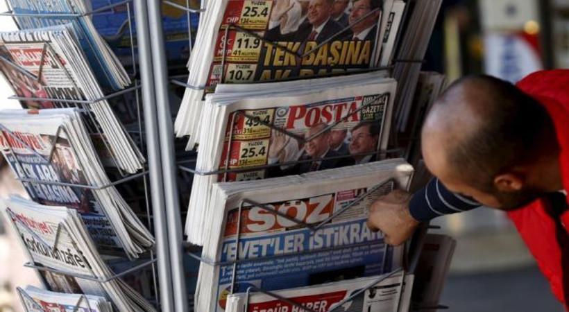 En yüksek kayıp büyük gazetelerde! İşte, geçen haftanın tirajları...