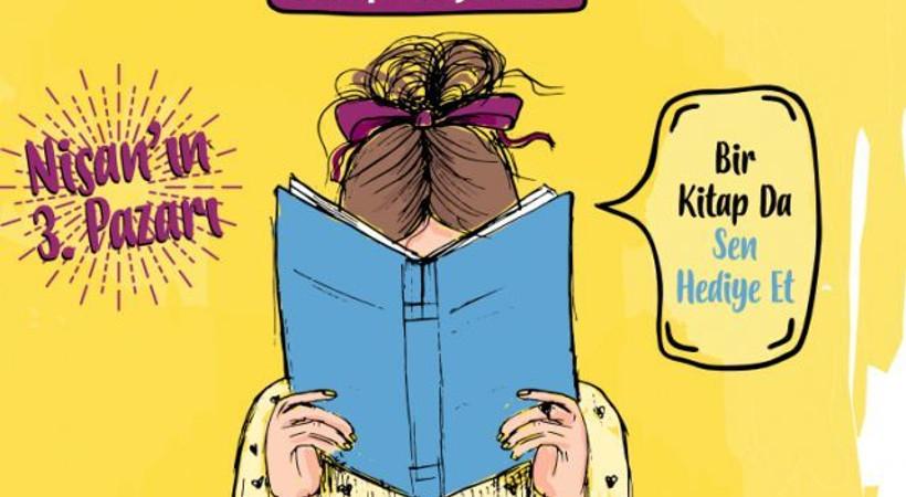 Kitap Hediye Günü'nde 'Bir Kitap da Sen Hediye Et'