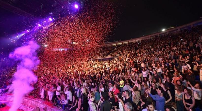 'İstikbal Harbiye Açıkhava Konserleri' başlıyor!