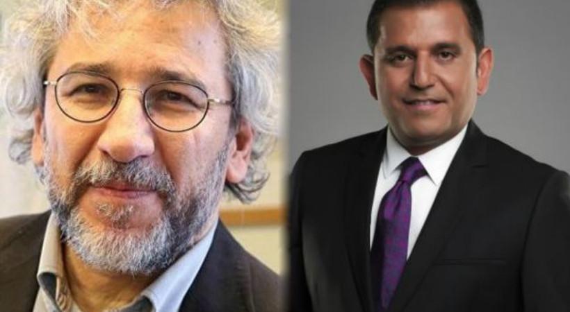 Can Dündar'dan Fatih Portakal'a destek!