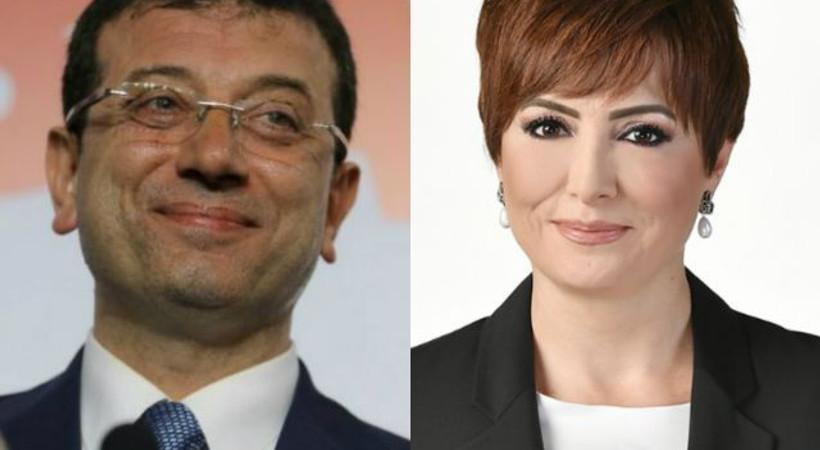 İmamoğlu seçildikten sonta ilk kez Habertürk TV'de!