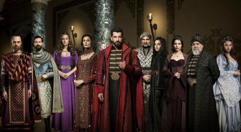 Mehmed dizisinin kadın oyuncuları kamera karşısına geçti!