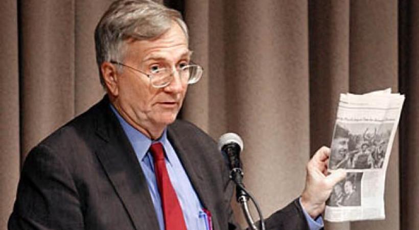 Pulitzer ödüllü gazeteciden Bin Ladin iddiası