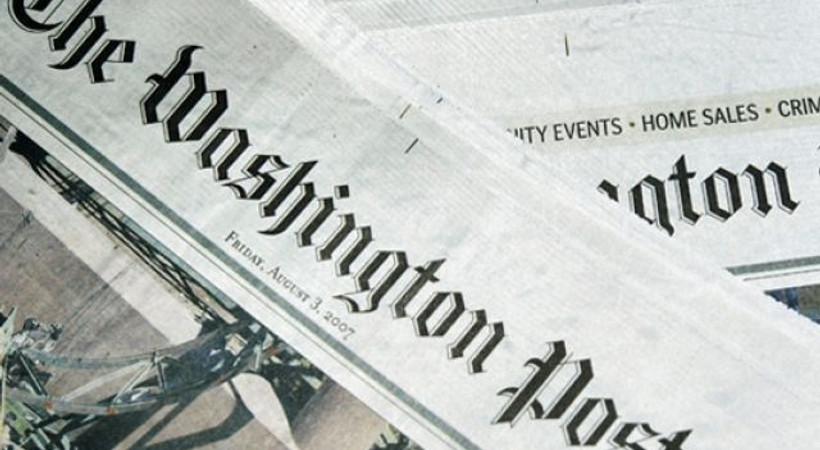 Türkiye'deki 'gölge' Washington Post sayfalarına da düştü