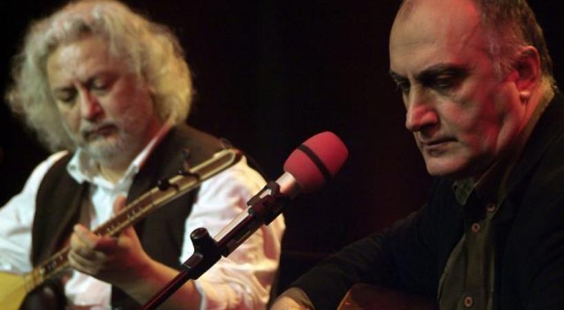 Türk halk müziğinin iki usta isminden dev konser!