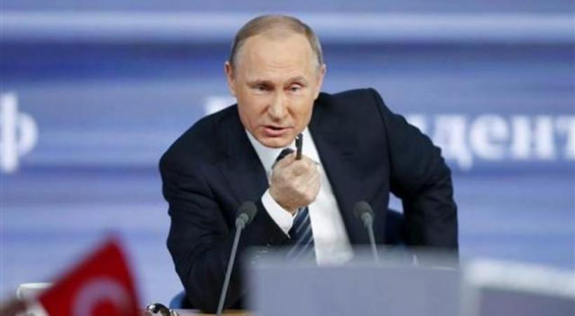 Rus lider Putin: 'Hükümetler basına müdahale etmemeli'