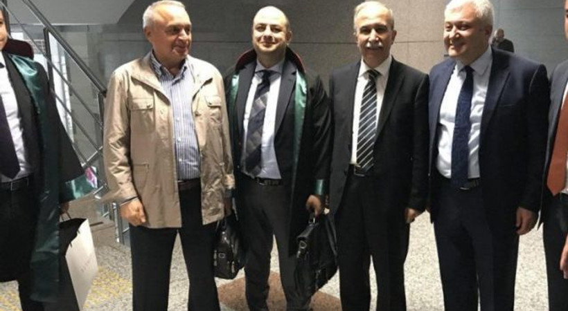 Hanefi Avcı ve Sabri Uzun, Berberoğlu ve Gül'e tanık oldu