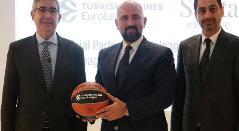 Siesta, THY EuroLeague'e sponsor oldu!