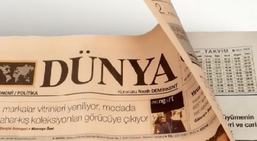 Dünya gazetesinden ayrıldı, kendi medya şirketini kurdu!