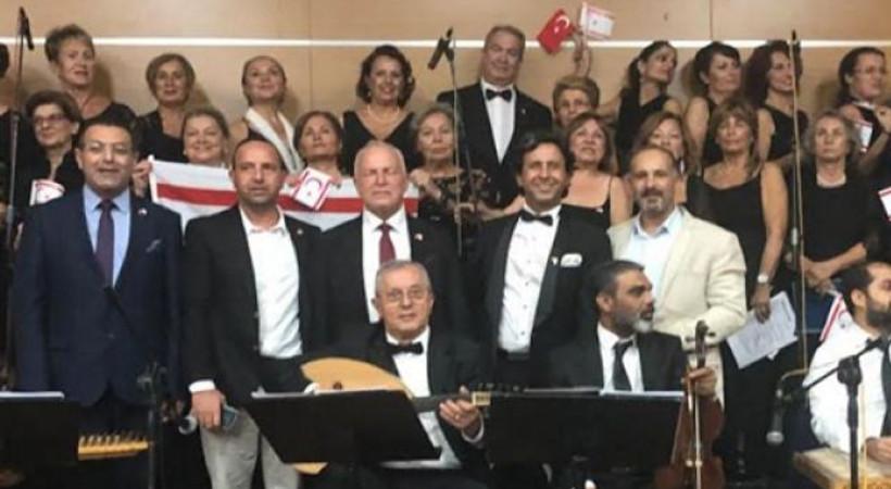 Fenerbahçe Mahallesi Gönüllüler Korosu, Türk Sanat Müziği Konseri düzenledi
