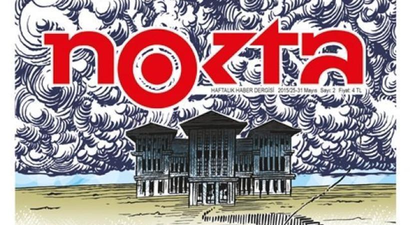 O dergi, yıl dönümünde 'Gezi'yi kapağına taşıdı!