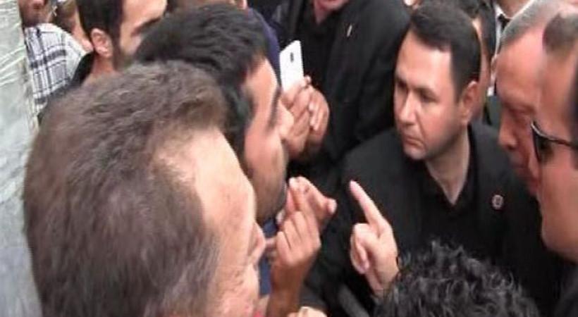 Başbakan'dan vatandaşa: 'Yuh çekersen tokadı yersin'