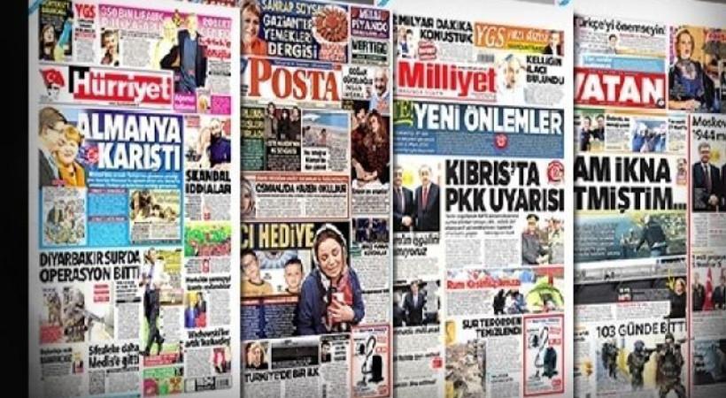 AYM'nin Dündar ve Gül gerekçesi gazetelere nasıl yansıdı?