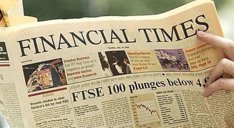 Financial Times'tan Binali Yıldırım yorumu: 'Yatırımcılara güven aşılamaya çalışıyor!'