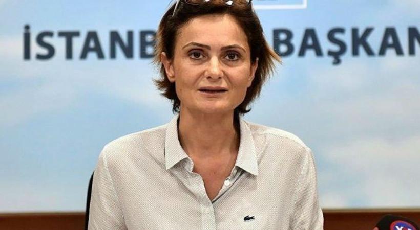 Canan Kaftancıoğlu'ndan Akit TV muhabirine tepki!